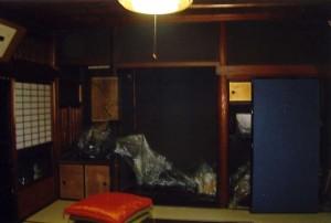 和室‐Before