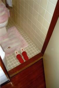 トイレ‐Before
