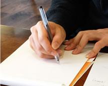 工事契約|一緒に計画をカタチにする約束をします。